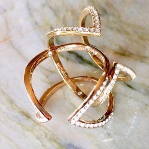 Michael Kors Ring set - Rose Gold